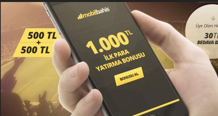 mobilbahis ilk üyelik bonusu